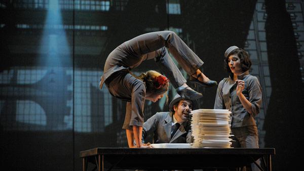 Danse et cirque